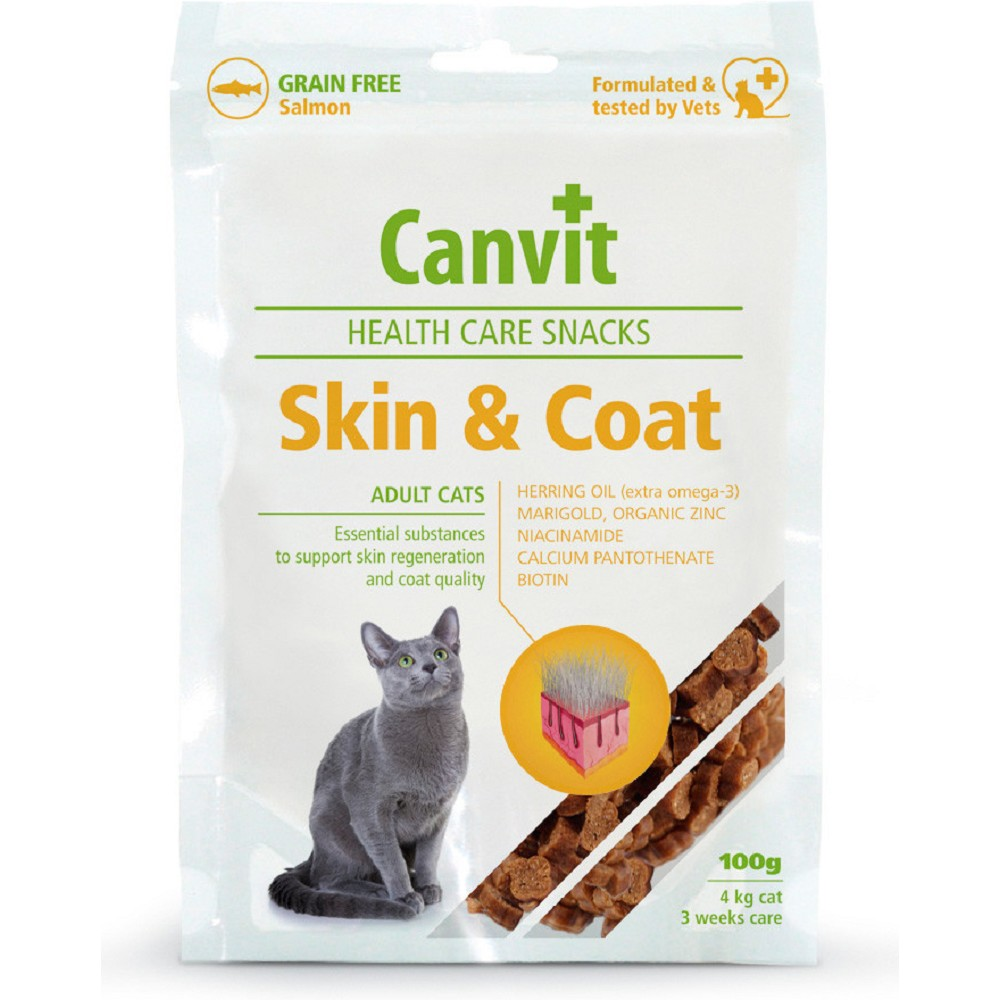 Canvit  Skin & Coat 100g