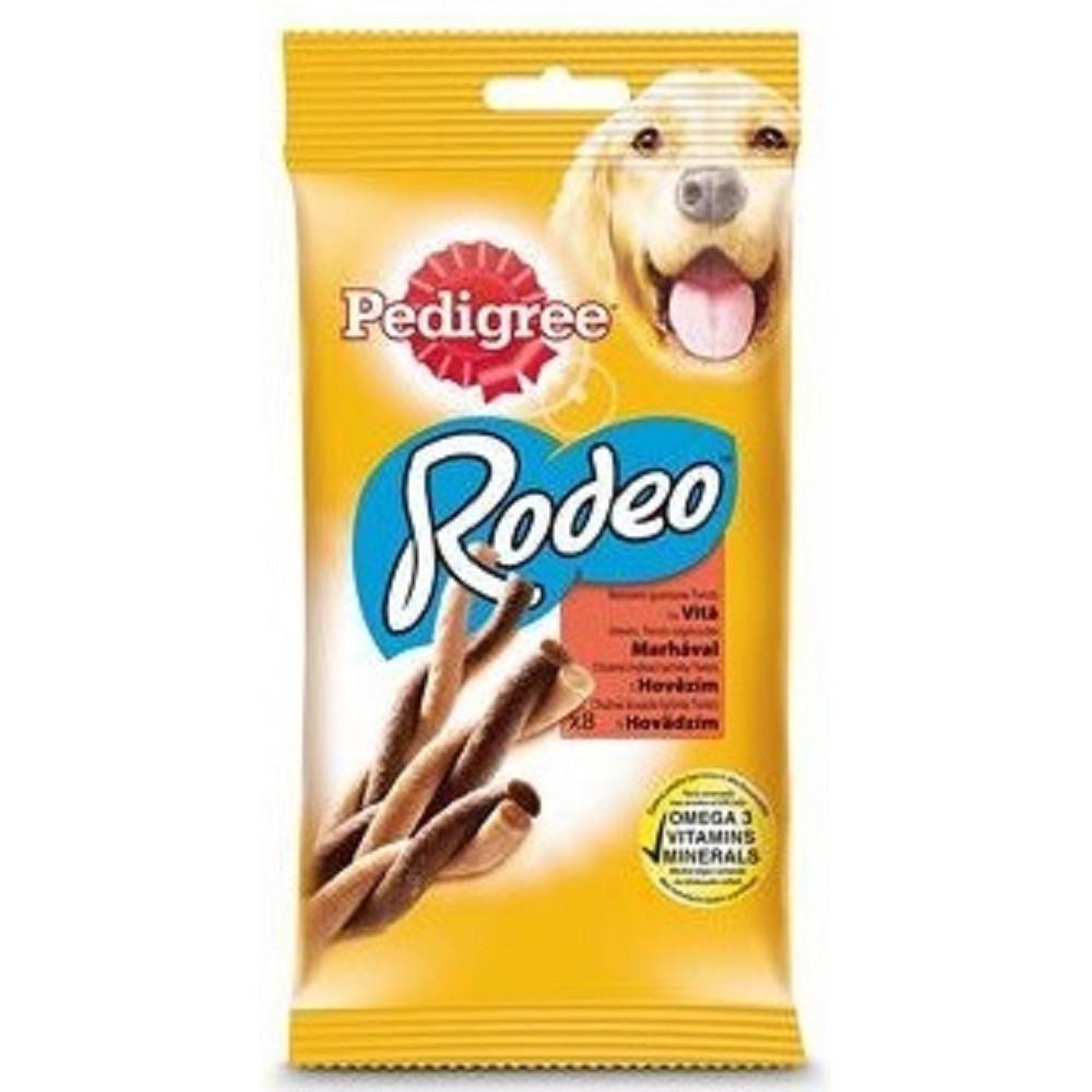 Pedigree rodeo hovězí 140g
