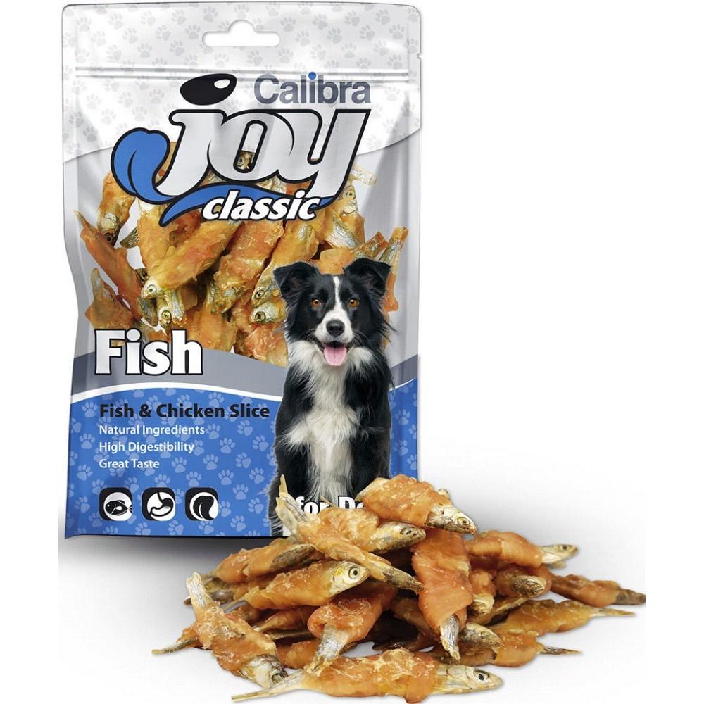 Calibra Joy Dog ryba obalená kuřecím 80g