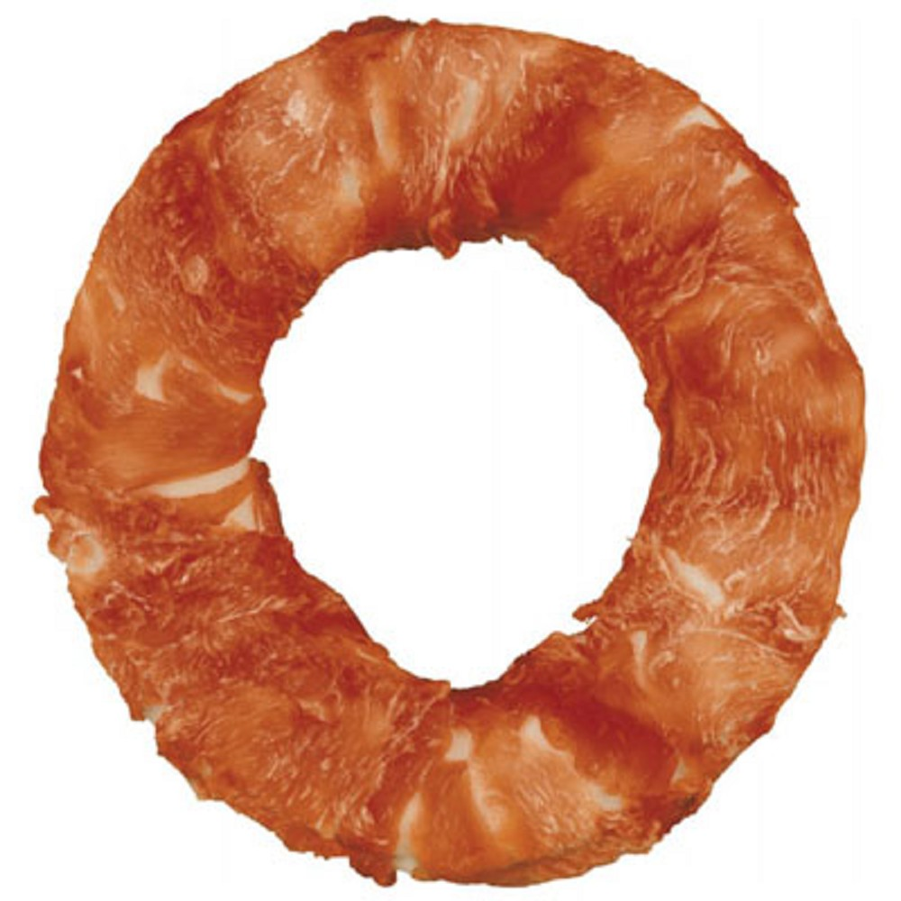 Kruh buvolí obalený kuřecím masem 10cm