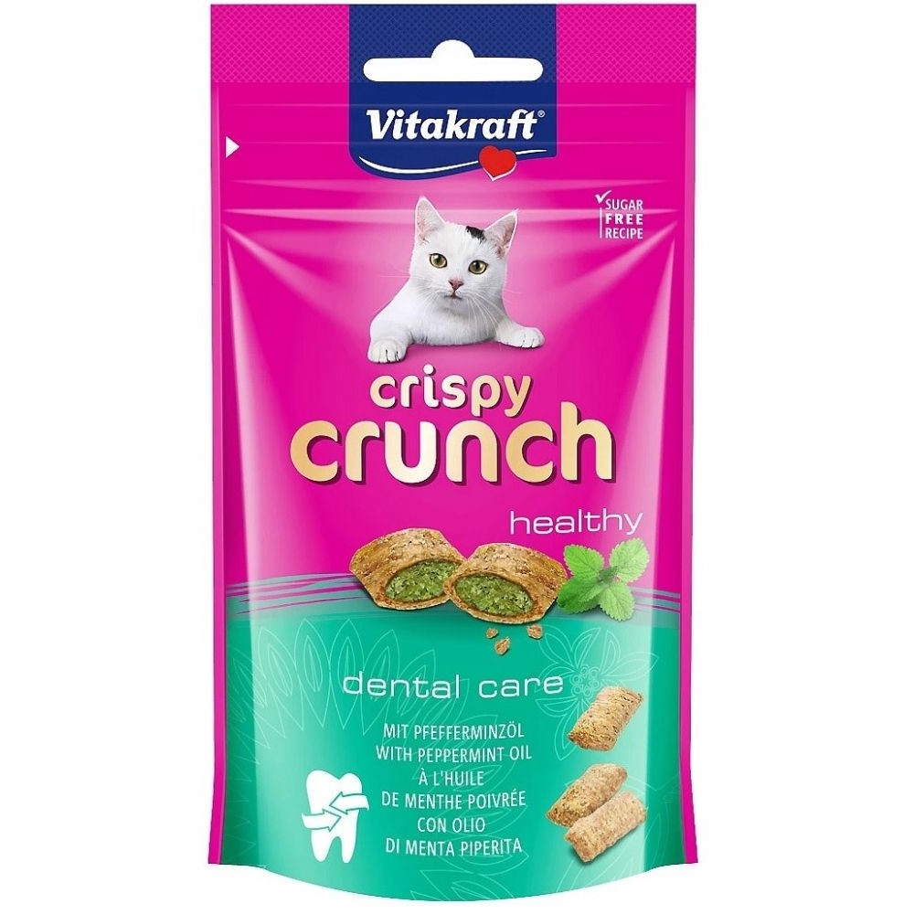Vitakraft Crispy crunch - dental 60g