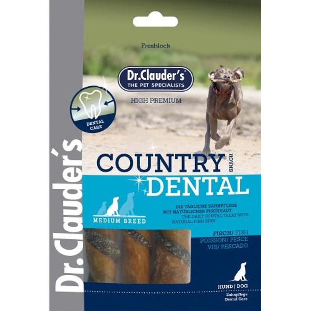 Dr.Clauders Dental snack M 100g