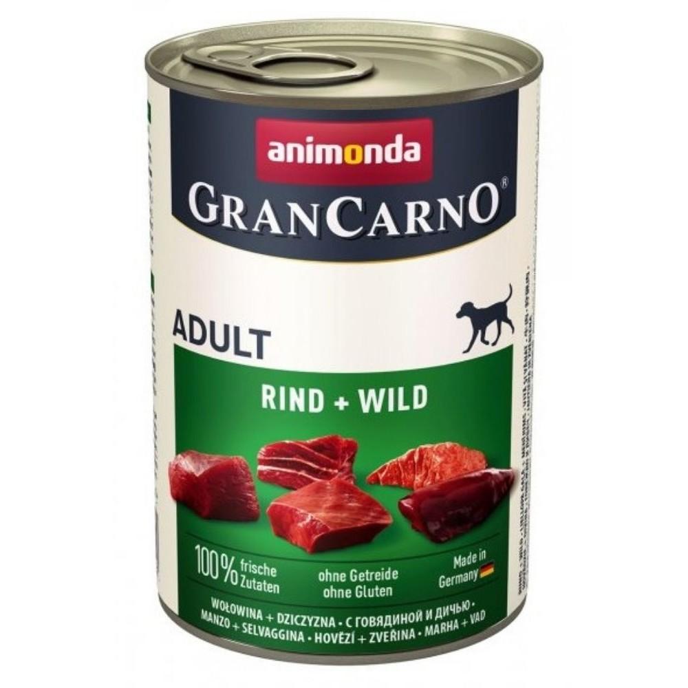 Gran Carno hovězí s zvěřinou 400g