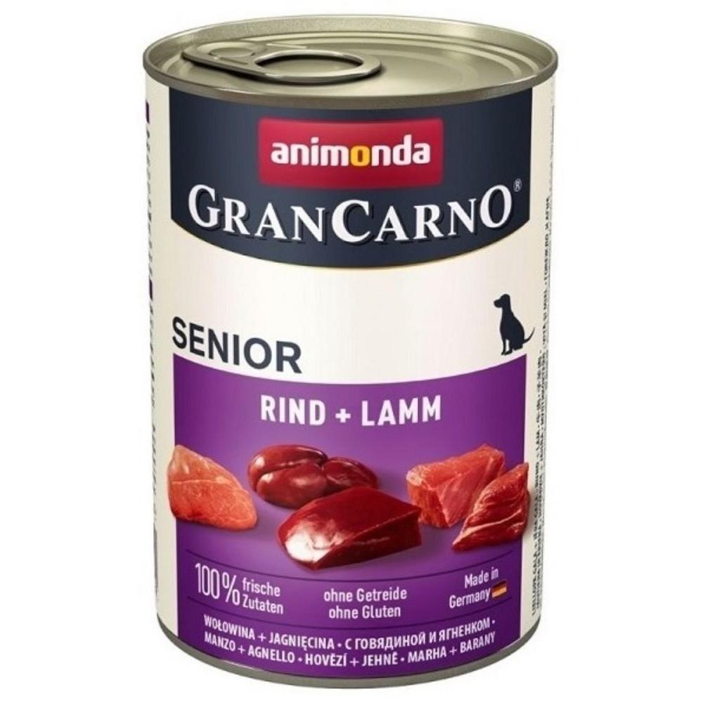 Animonda Gran Carno Adult hovězí & jehně 400 g