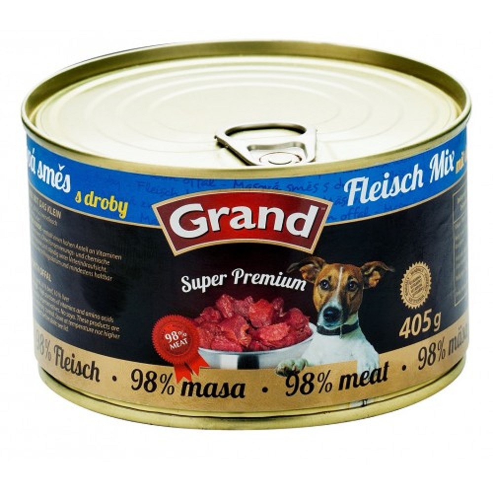 Grand masová směs  405g