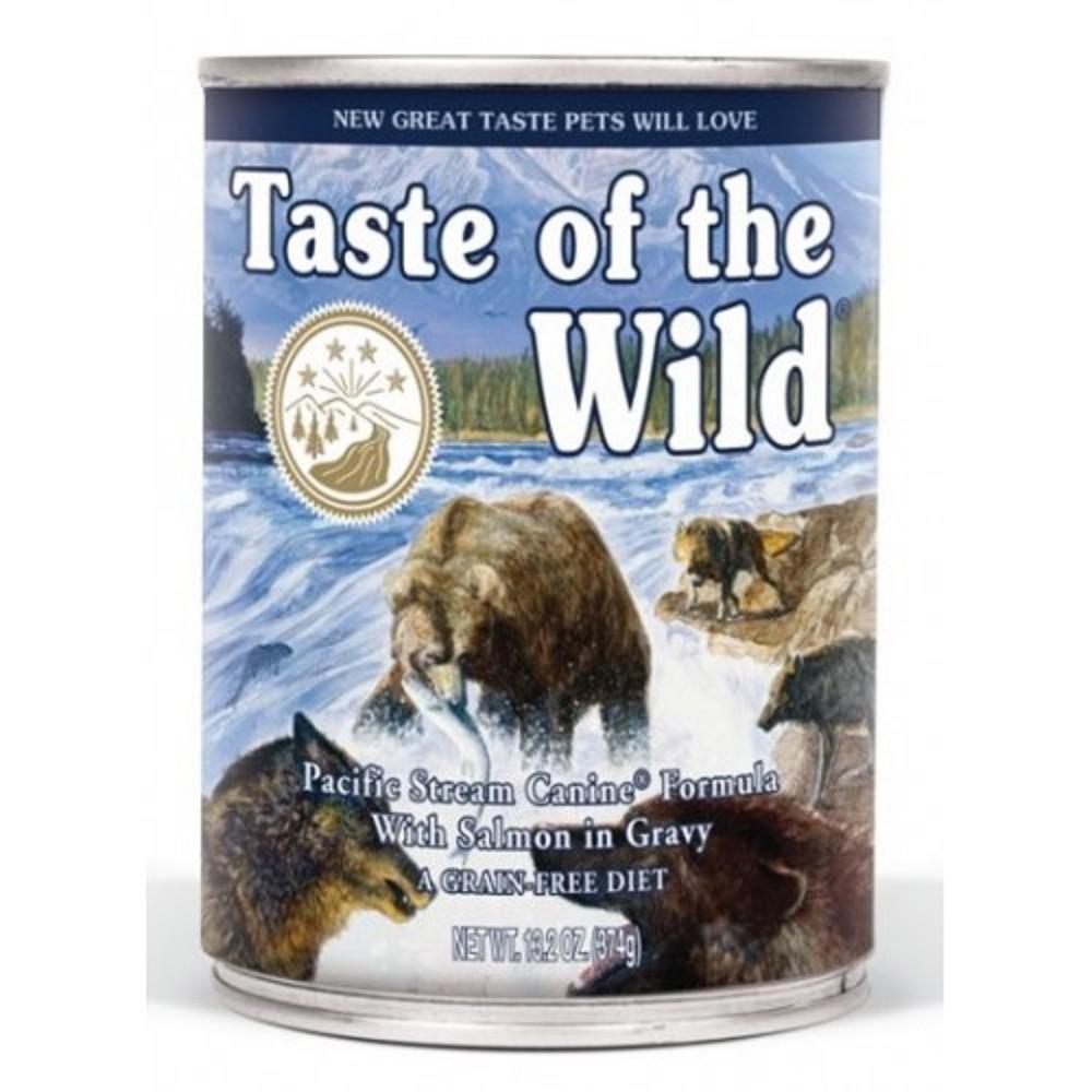 Taste of the wild losos 390g