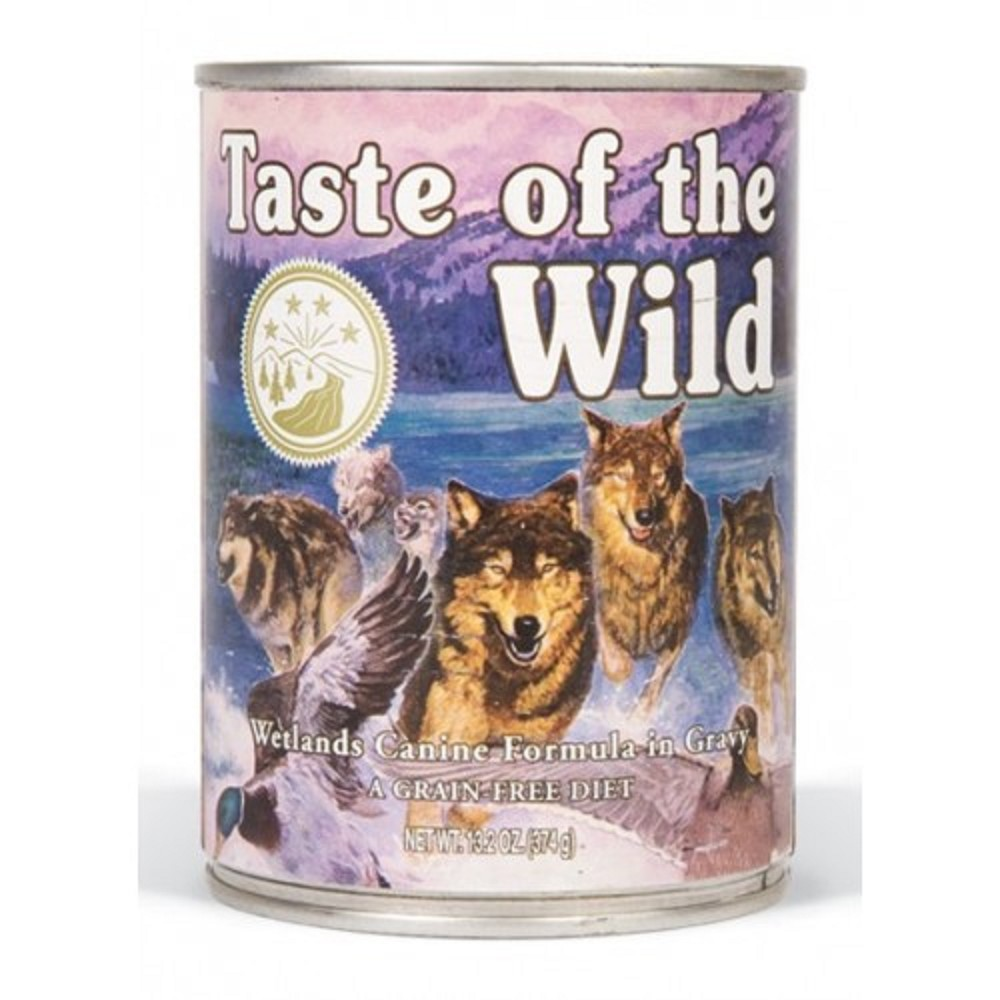 Taste of the wild kachna 390g