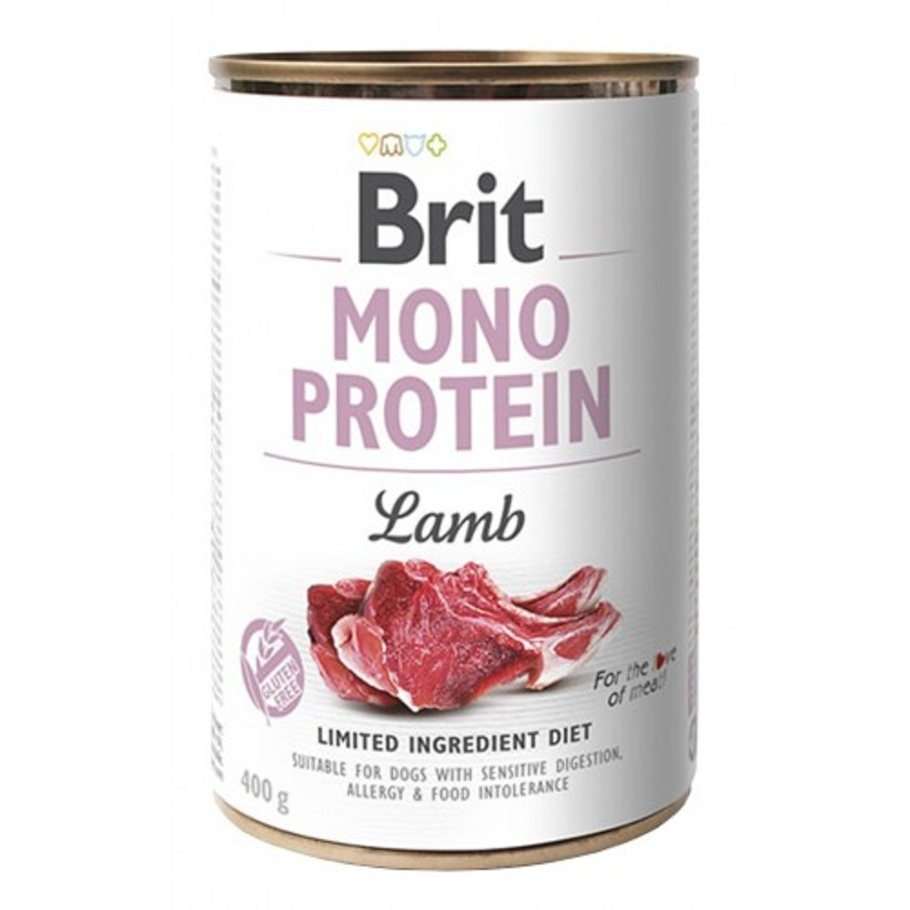 Brit Mono Protein jehně 400g