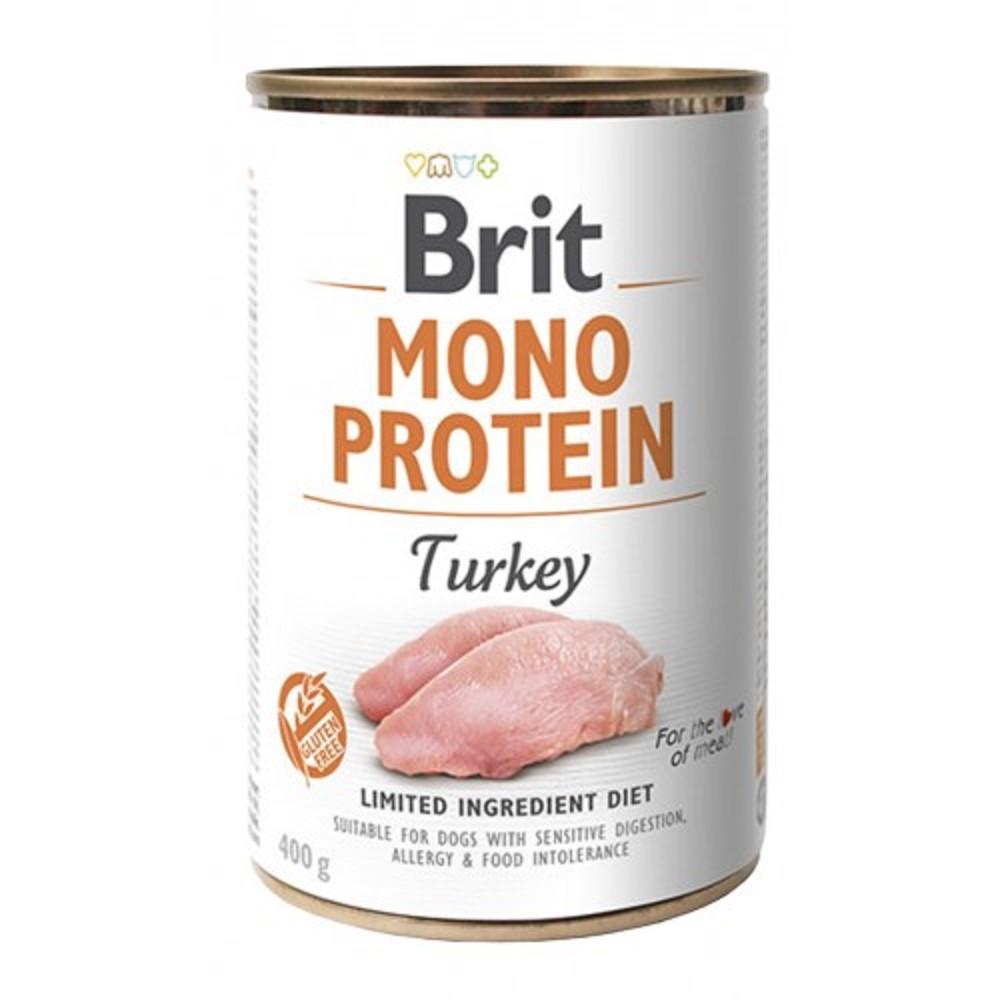 Brit Mono Protein krůta 400g