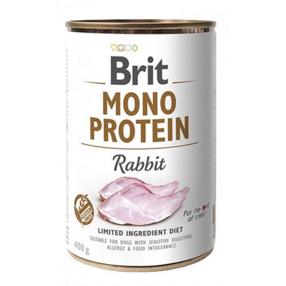 Brit Mono Protein králík 400g