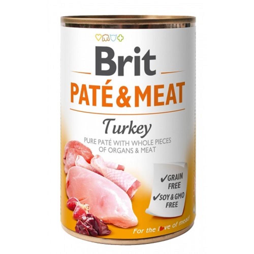 Brit Paté Meat krůta 400g