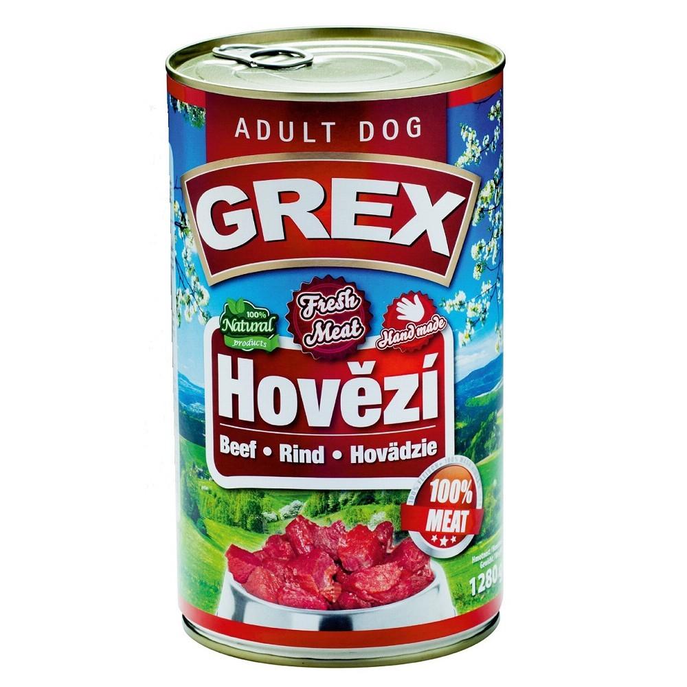 Grex hovězí 1280g