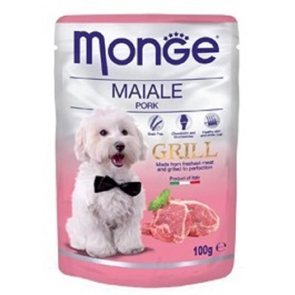 Monge grill vepřová 100g