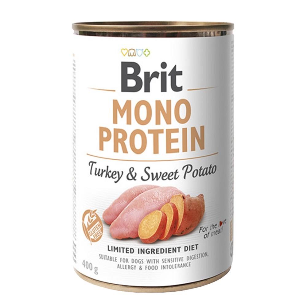Brit Mono Protein krůta s bramborem 400g