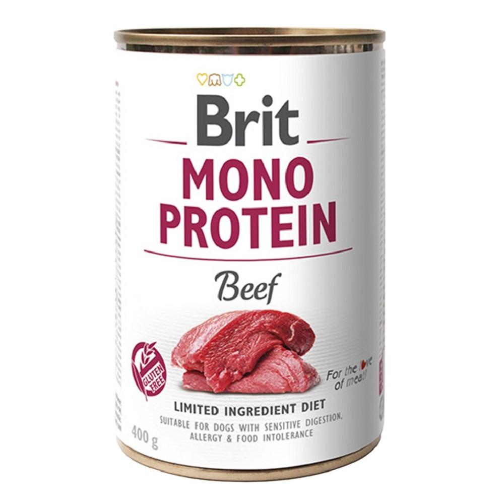 Brit Mono Protein hovězí 400g