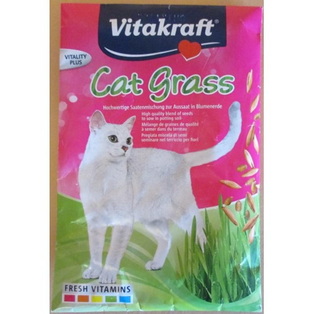 Vitakraft Tráva pro kočky 50g