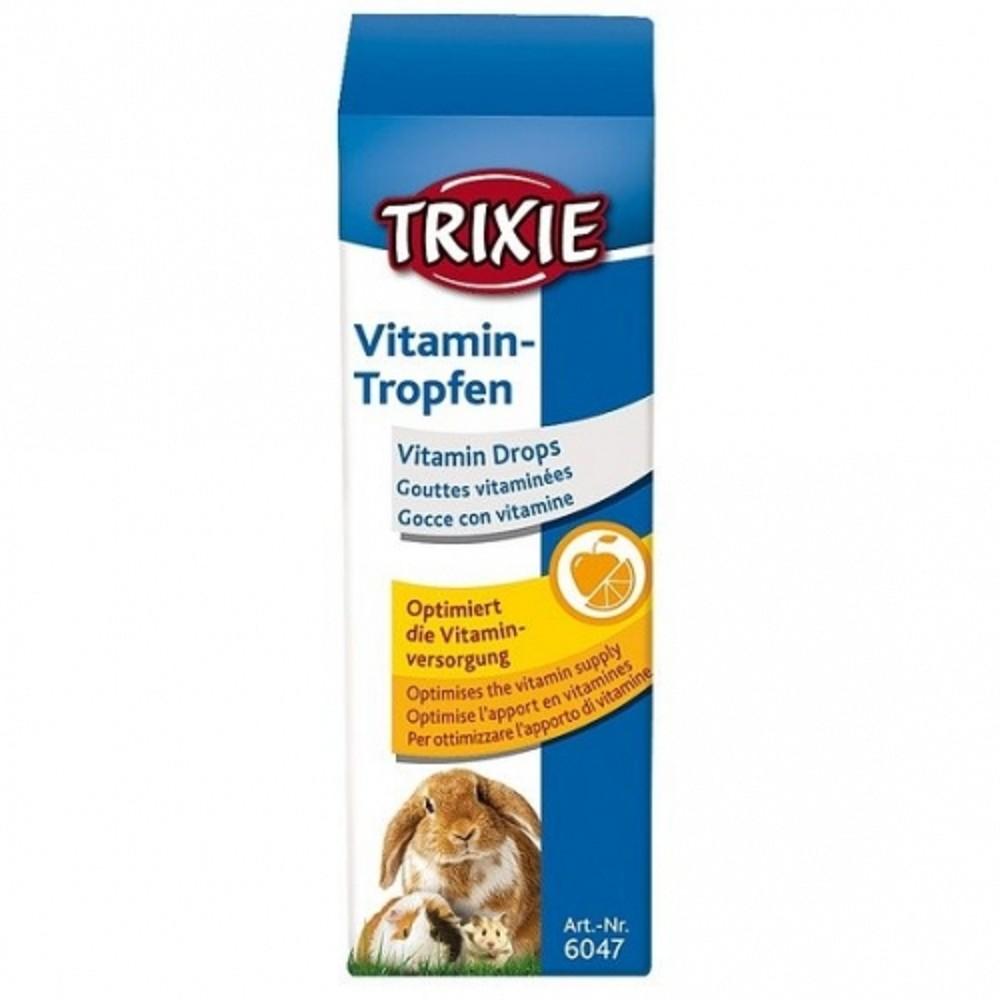 Vitamínové kapky pro hlodavce 15ml
