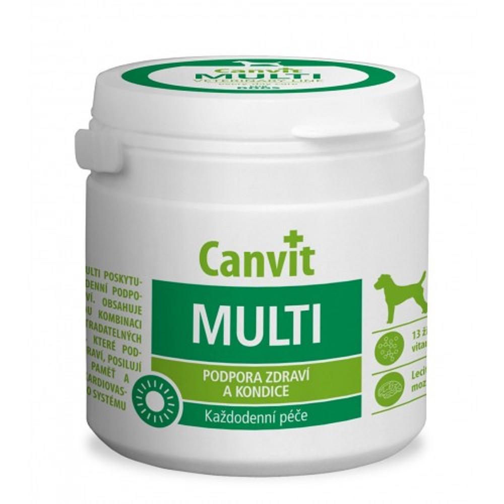 Canvit Multi podpora zdraví 100g