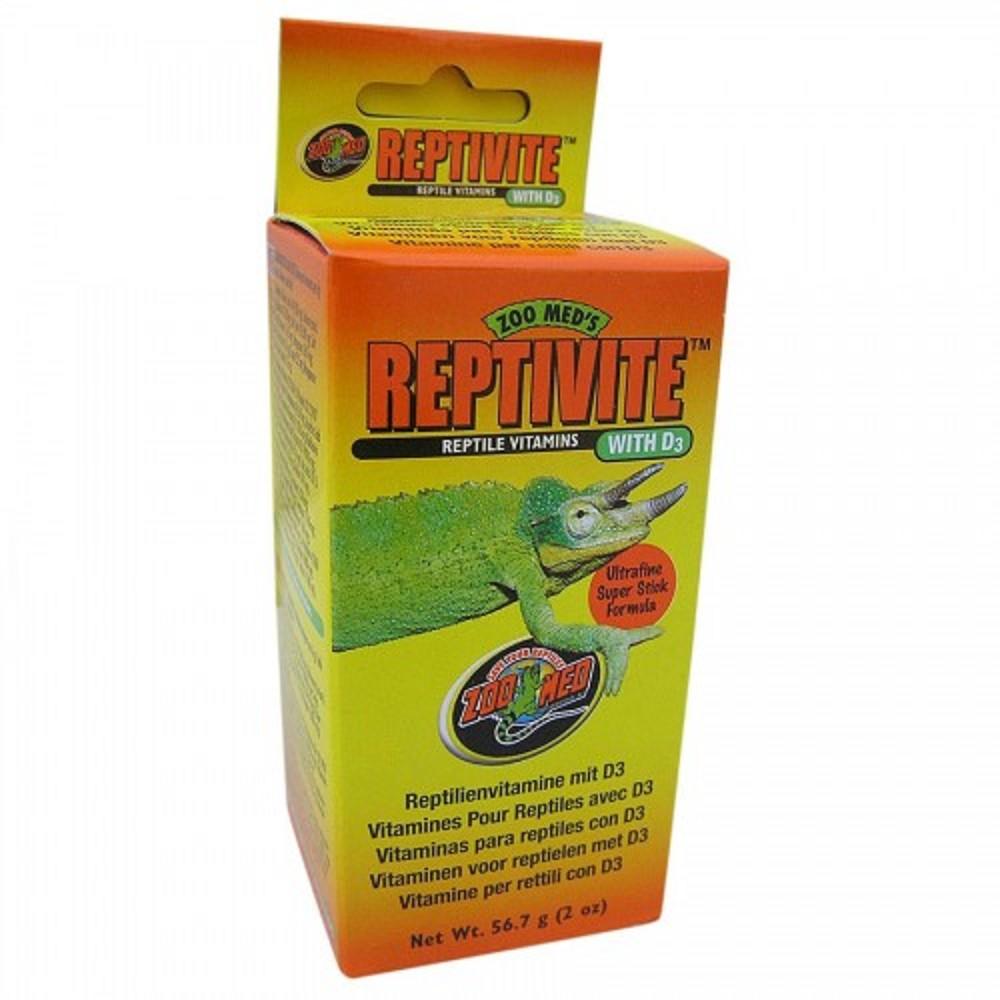Reptivite vitamíny pro plazy 56g