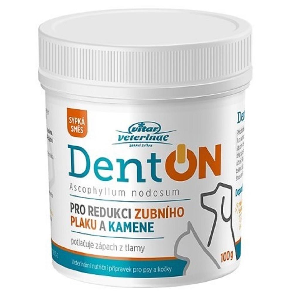 DentON pro redukci zubního plaku a kamene 50g