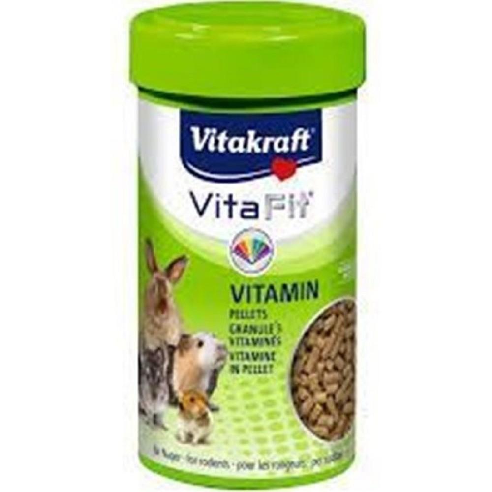 Vita Fit  vitamíny pro hlodavce 80g