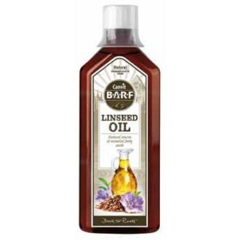 Canvit BARF lněný olej 500ml