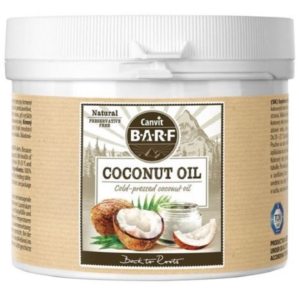 Canvit BARF kokosový olej 600g