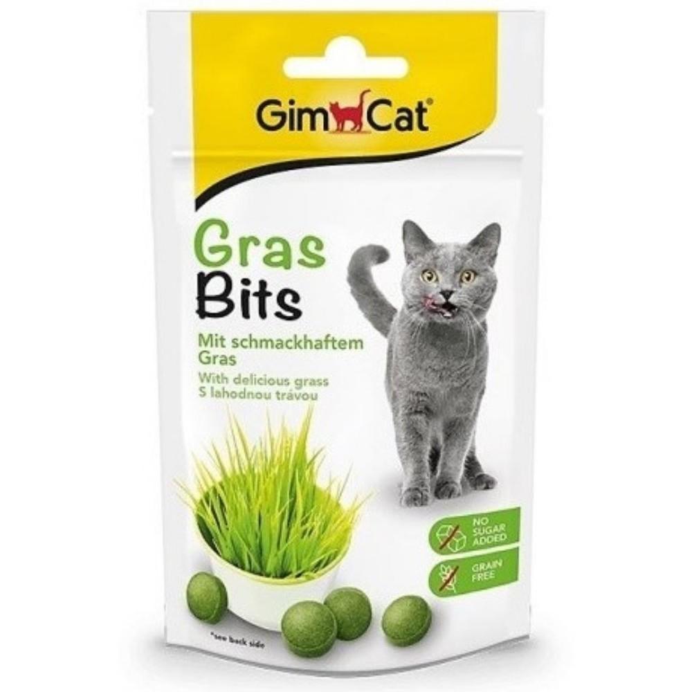 Gras Bits 65tablet s trávou 40g