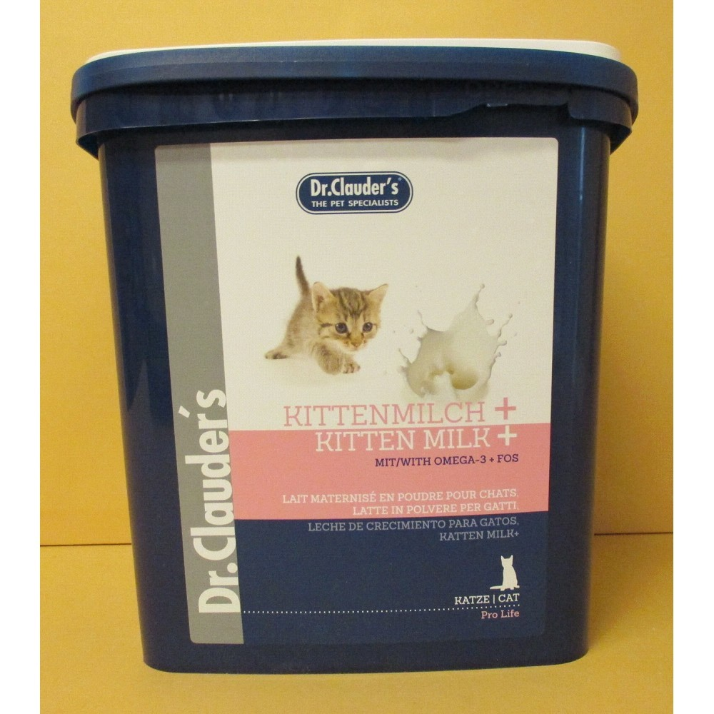Dr.Clauders mléko pro koťata 2,5kg