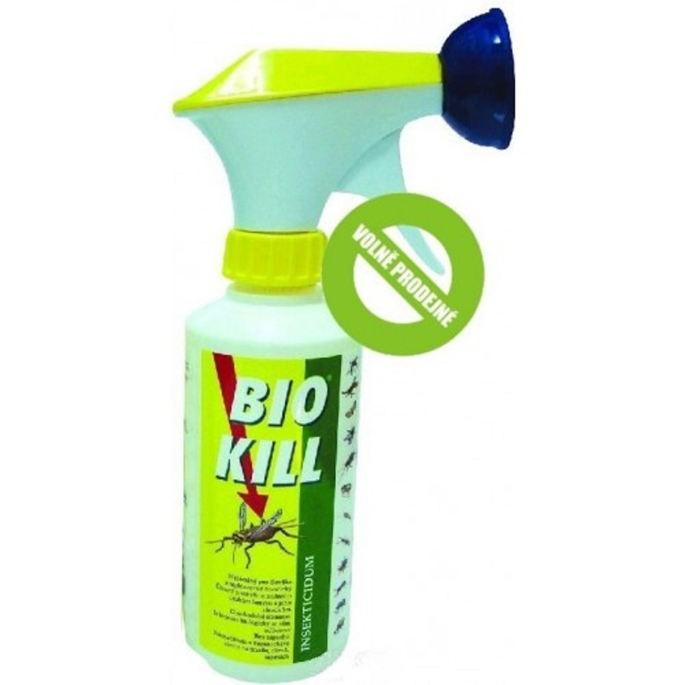 Biokill antiparazitní sprej/rozprašovač 200ml