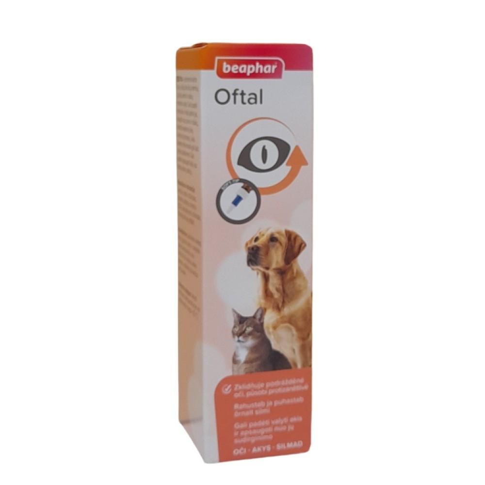 Beaphar Oftal  - oční kapky 50ml