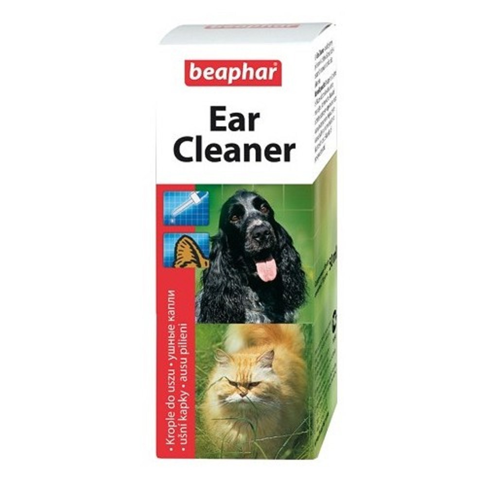 Beaphar Ear cleaner - ušní kapky 50ml