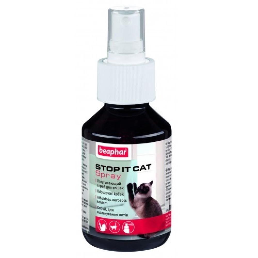 Beaphar odpuzovač koček - zákazový sprej 100ml