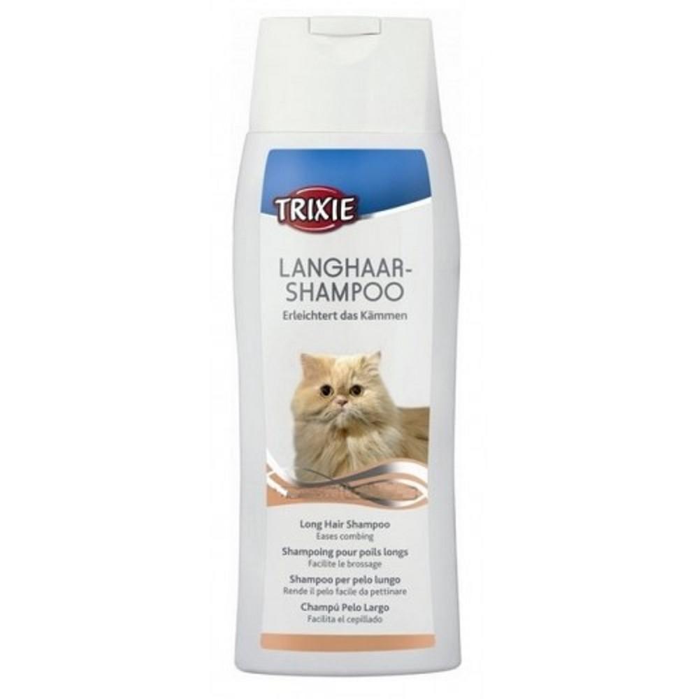 Šampon pro dlouhosrsté kočky 250ml