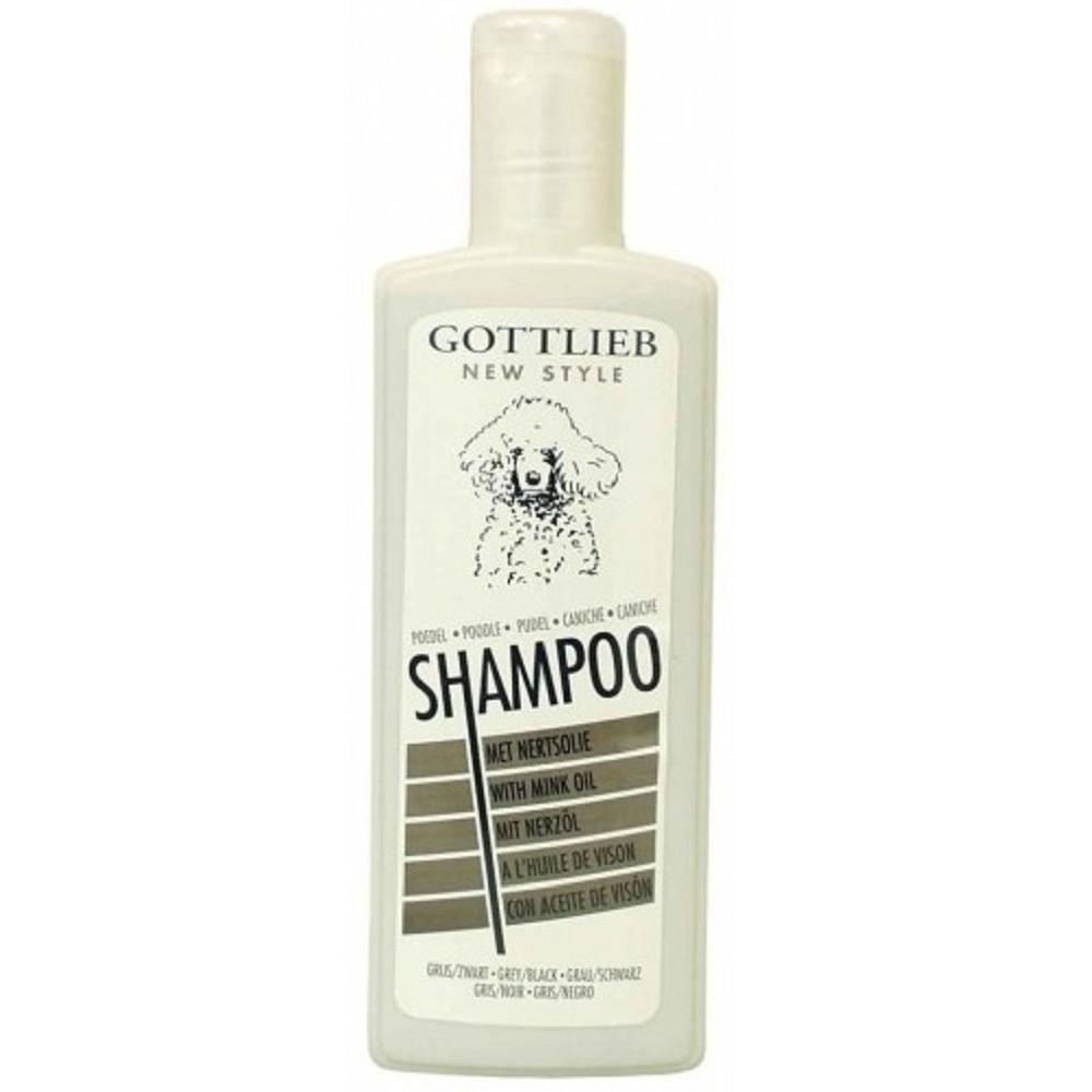 Gottlieb šampon pro černé pudly - 300ml
