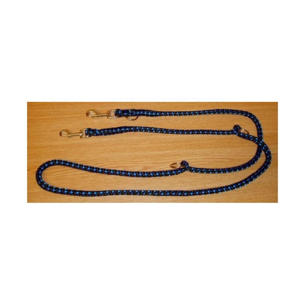 Vodítko pletené přepínací 1,5x240cm