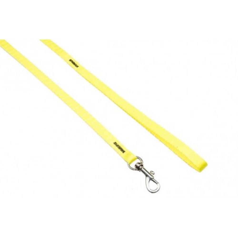 Vodítko neon - žluté 1,5x150cm
