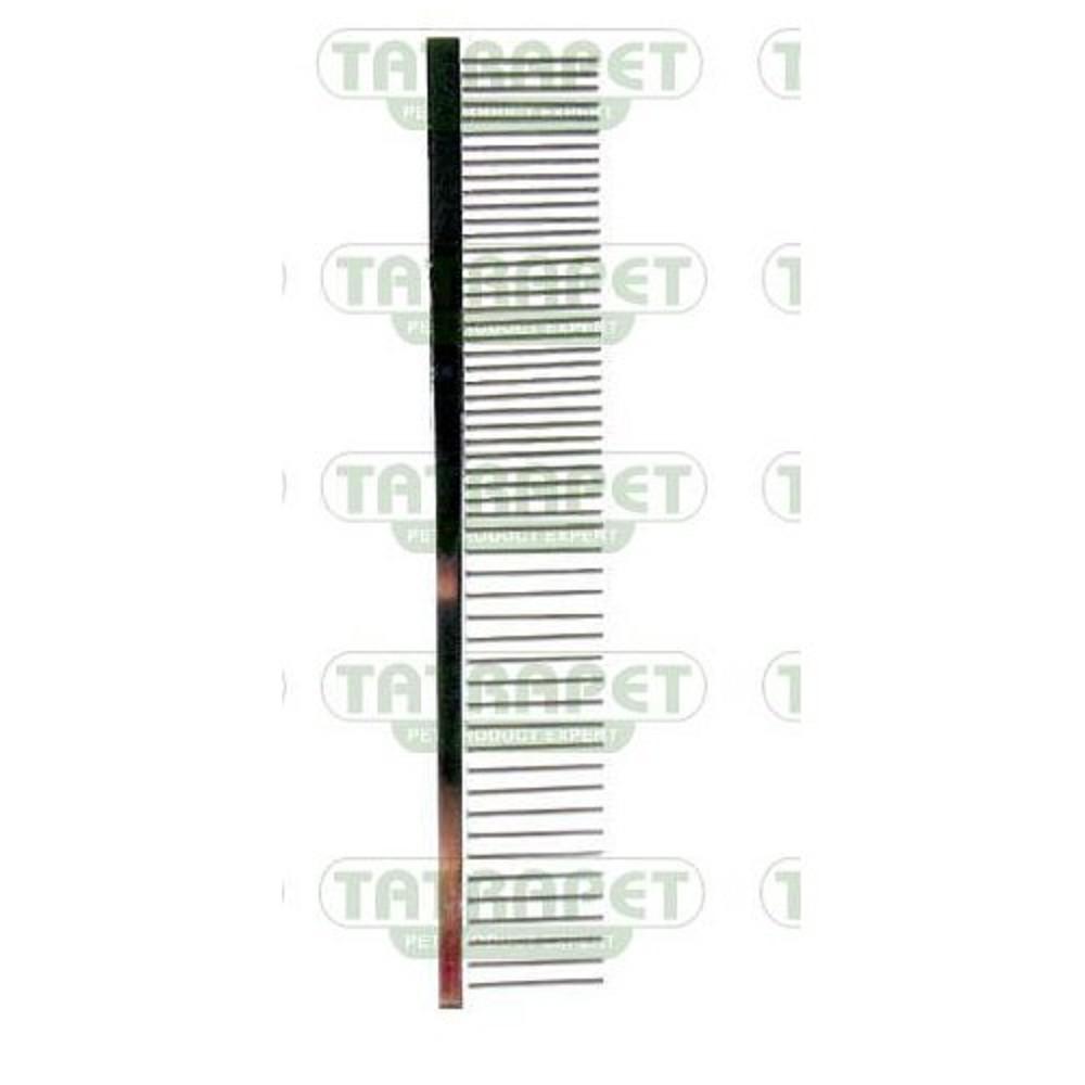 Hřeben kovový kombinovaný 15cm