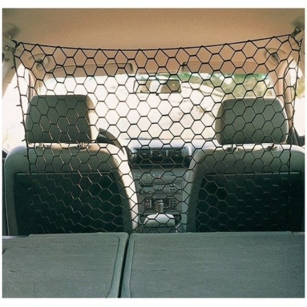 Bezpečnostní síť do auta