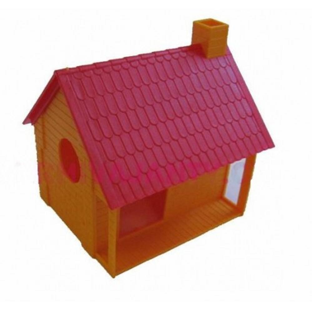 Domeček pro křečky - plastový