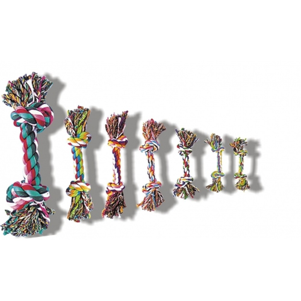 Uzel bavlna barevný  55cm