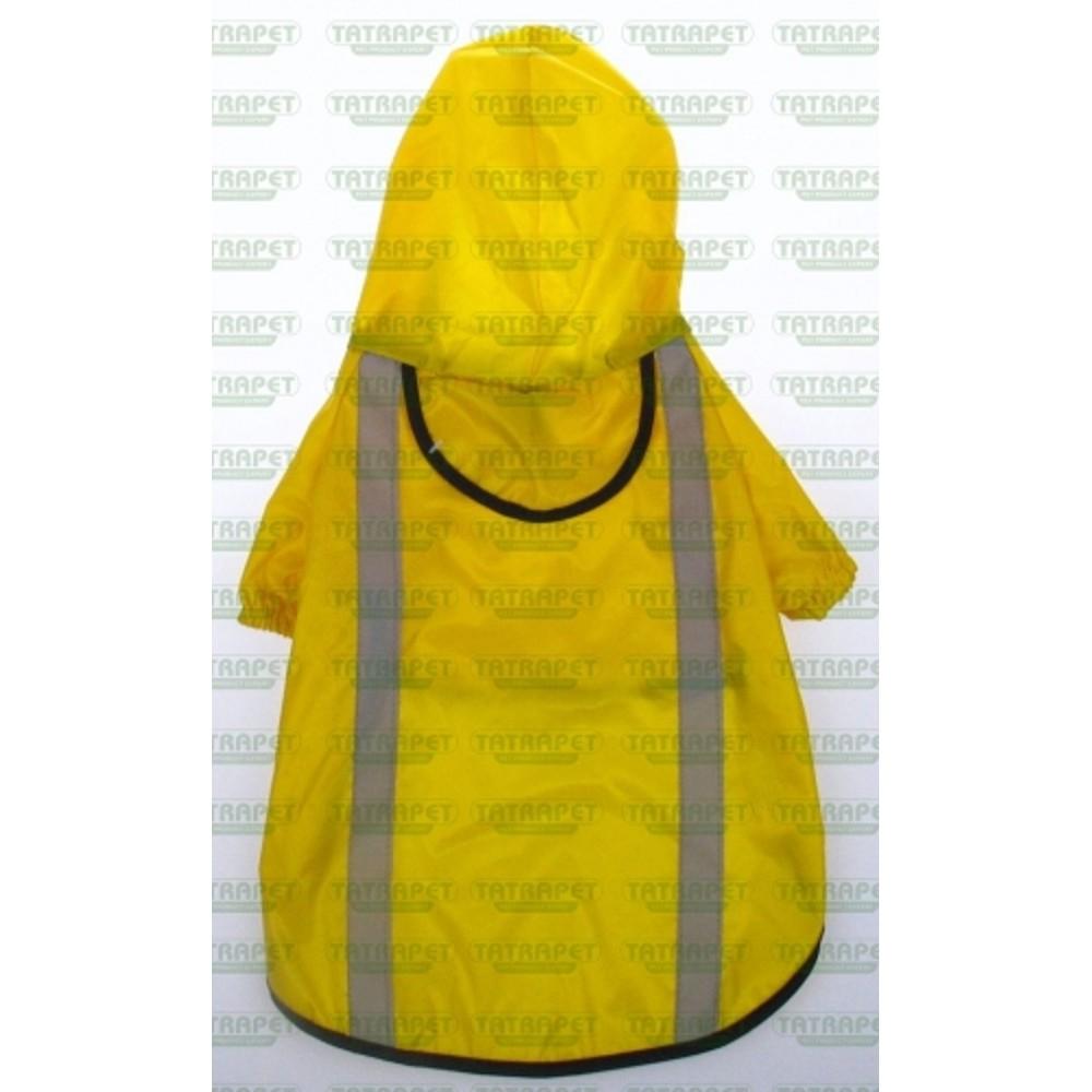 Pláštěnka reflexní žlutá  20cm