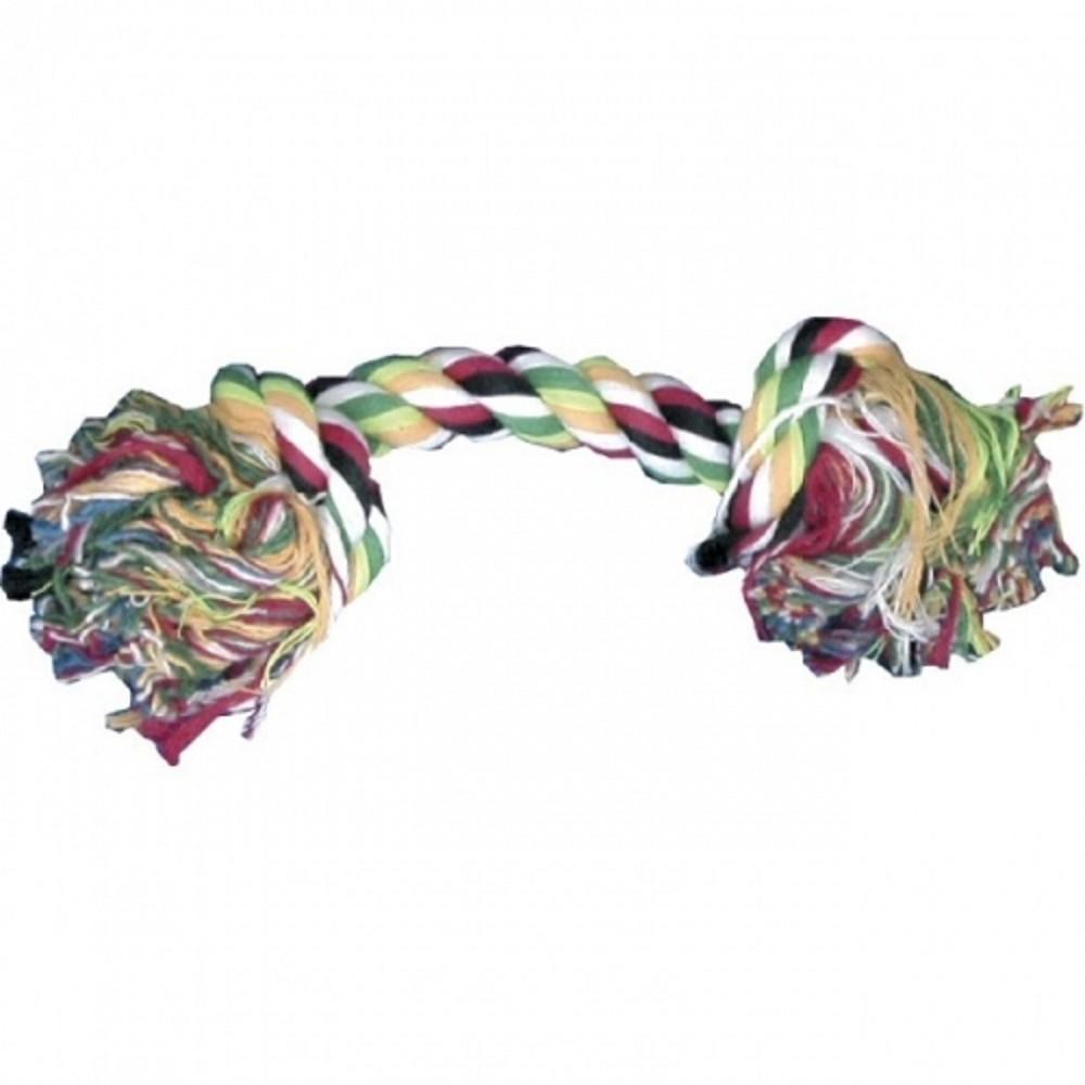 Uzel bavlna barevný  25cm