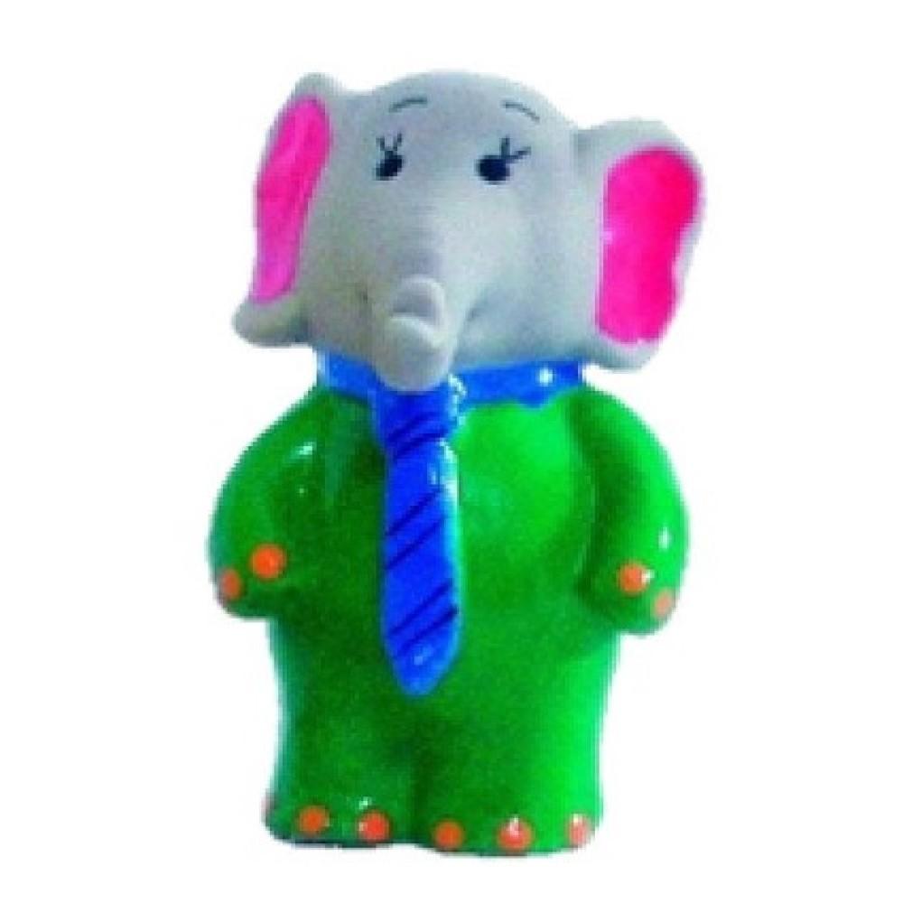 Latex slon prodavač 9cm