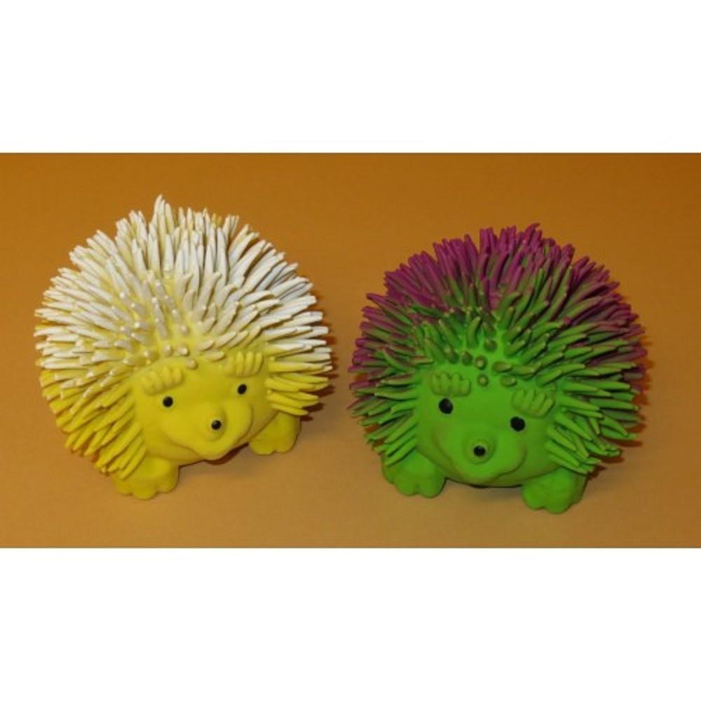 Latex ježek střední 9cm