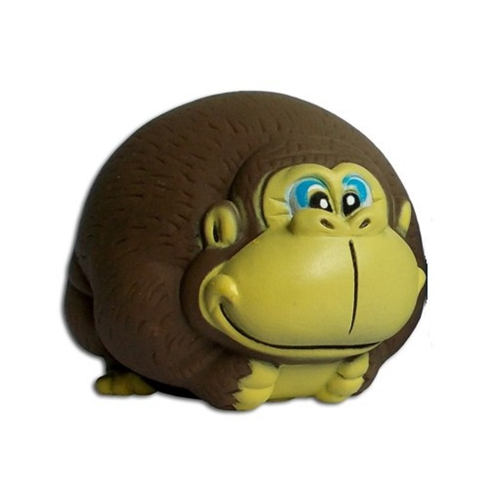 Hračka Opice/Hroch gumová 8cm