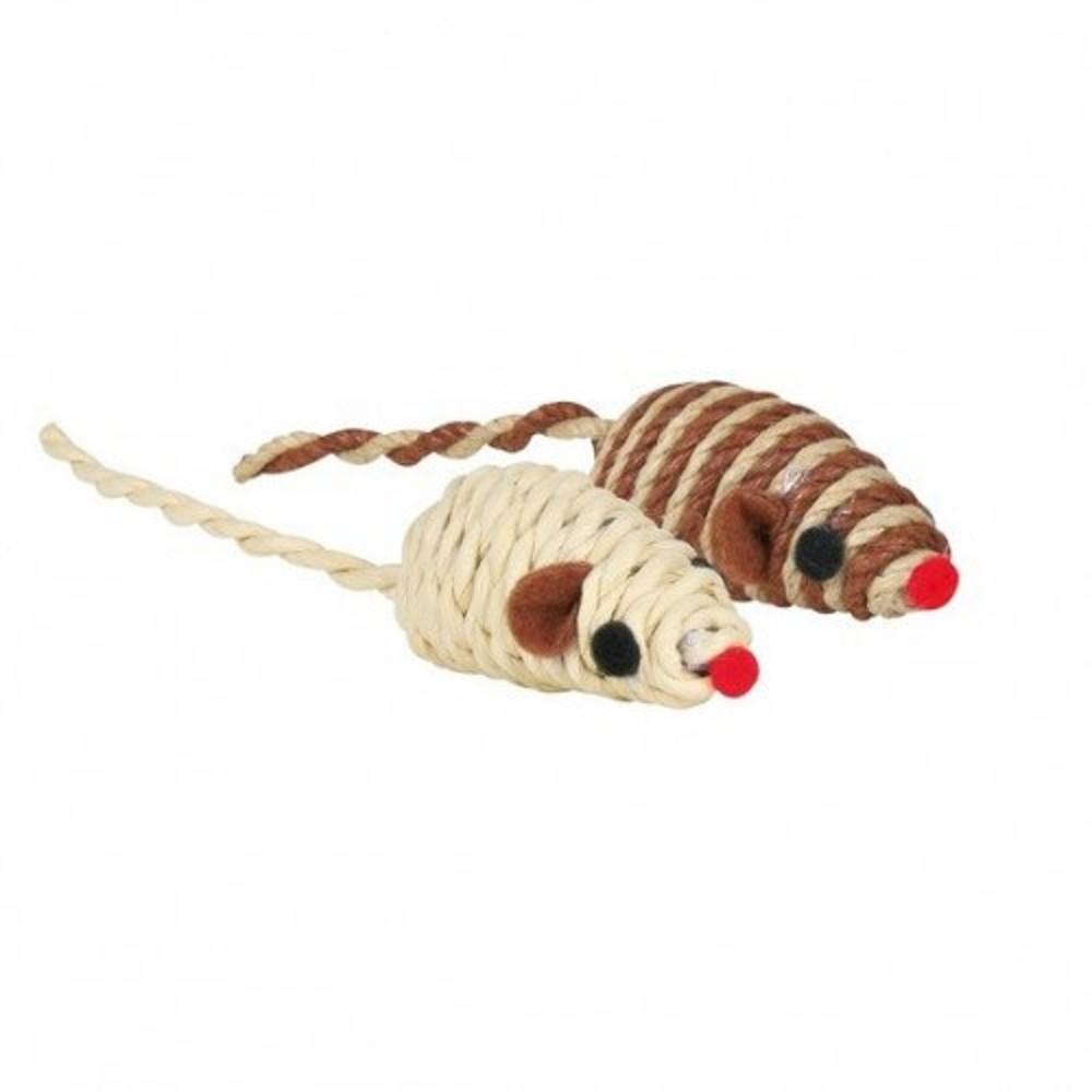 Myš sisalová malá 5cm