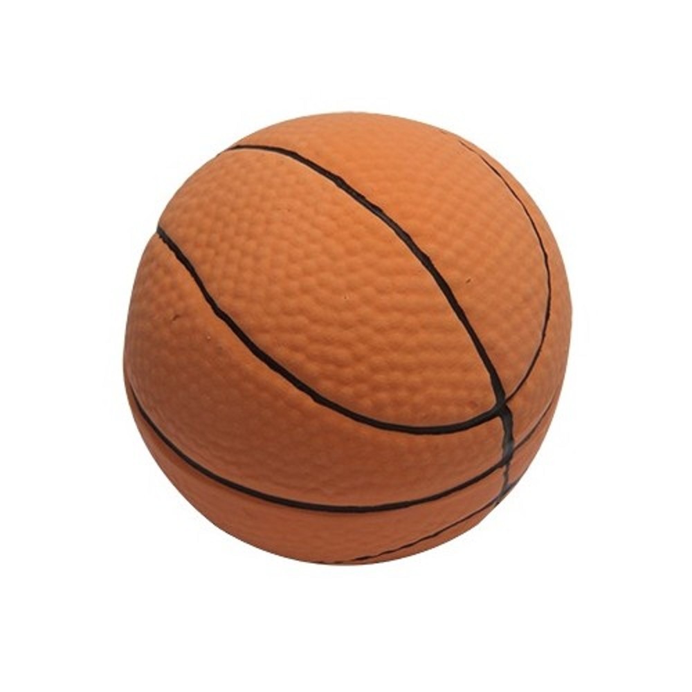 Míč latex basketball 7,3cm