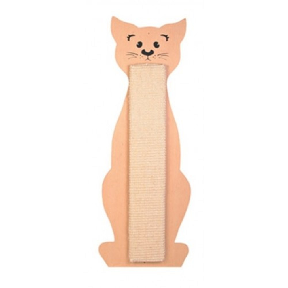 Škrabadlo - kočka malé 17x49cm