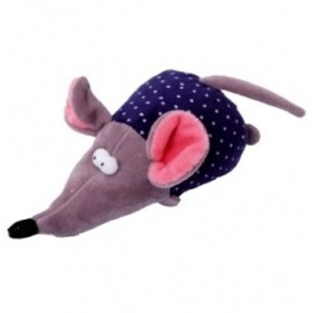 Myš pískací 17cm